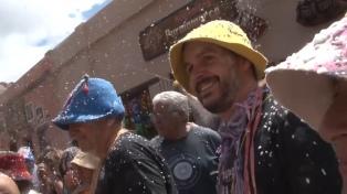 """Peña aseguró que el de este año """"es uno de los mejores carnavales de la historia del país"""""""