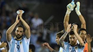 """Gonzalo Higuaín: """"La charla con Sampaoli me hizo bien"""""""