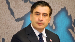 Deportan al ex presidente georgiano, Mijail Saakashvili