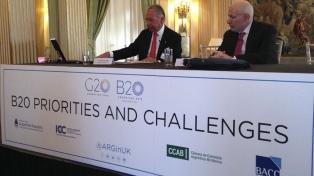 El Business 20 ya definió sus grupos de trabajo y actividades