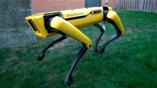 """Un """"perro"""" robot es capaz de abrir puertas y es furor en Youtube"""