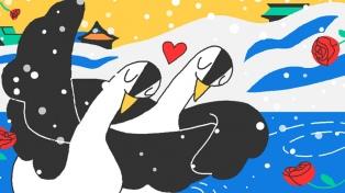 Google celebra San Valentín con un doodle