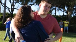 Al menos 17 muertos en Florida por un tiroteo en una escuela secundaria