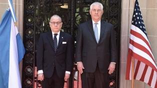 El gobierno argentino expresó sus condolencias