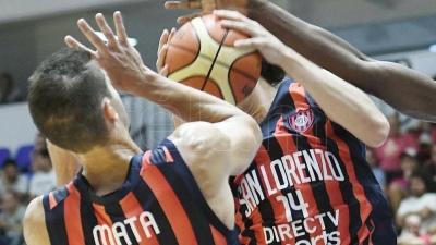 Los basquetbolistas mostraron cómo entrenan con sensores digitales de análisis atlético