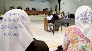 Continuarán once juicios por crímenes de lesa humanidad