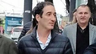 Halperín presentó el certificado para tomar la banca de Pérez Volpin