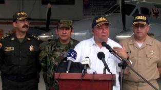 El ministro de Defensa dice que varios atentados del ELN fueron planeados en Venezuela