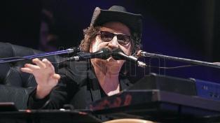 """""""Volaron"""" en minutos las entradas para Charly García en el Gran Rex"""