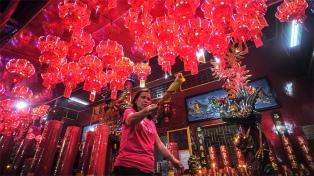 Cuatro muertos por la explosión de fuegos artificiales durante los festejos de año nuevo