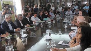 """El gobierno bonaerense pide que """"la discusión no obstaculice el inicio de clases"""""""