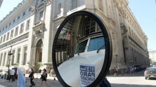 La Bancaria ratificó los paros del lunes y martes