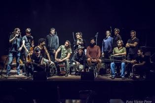 La Fernández Fierro comienza su año de presentaciones junto a la banda punk Pilsen
