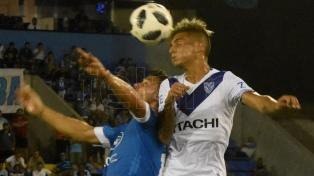 Vélez rescató un empate en su visita a Belgrano