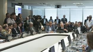 Temer anunció la creación del Ministerio de la Seguridad Pública