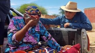 El Pilcomayo avanza sobre el oeste formoseño y obliga a evacuar pobladores