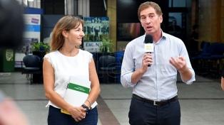 Comenzaron las clases 23.000 alumnos de la ciudad de Buenos Aires