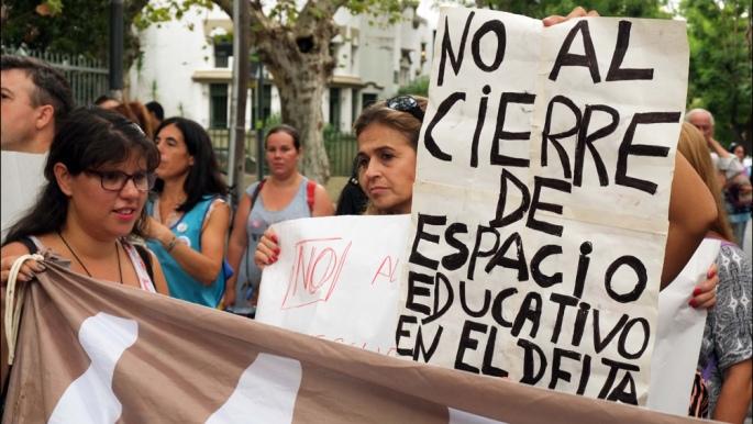 El Concejo Deliberante de San Fernando rechazó el cierre de escuelas