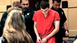 La Fiscalía pide la pena de muerte para Nikolas Cruz, el tirador de Florida