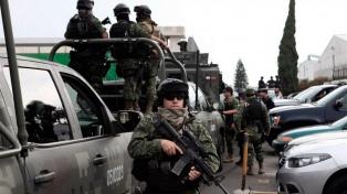 Detienen a uno de los jefes del Cártel del Golfo en Tamaulipas
