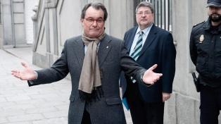 Artur Mas queda en libertad tras declarar ante el Supremo por rebelión