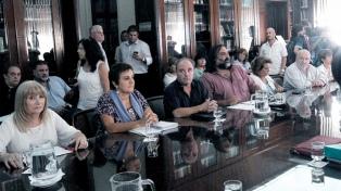 """Triaca destacó la """"madurez"""" de la propuesta de Vidal a los docentes"""