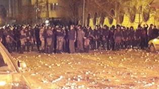 Cerca de 300 detenidos en una protesta de la minoría sufí en Teherán