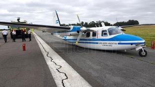 Cerraron el aeropuerto de Mar del Plata por un desperfecto en el aterrizaje de un avión