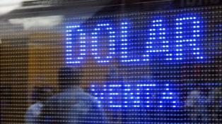 El dólar cerró a $20,17, tras haber tocado los $20,30