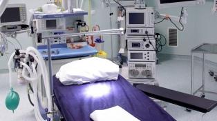 Yacyretá donó equipamiento médico para un hospital de Corrientes