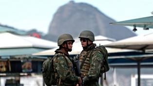 """""""Río es un laboratorio"""", dijo el interventor de Temer en la seguridad pública"""