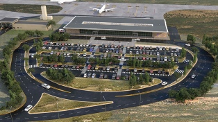 Convocan a una licitación para modernizar el aeropuerto Almonacid