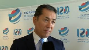 El embajador de Japón destacó el interés de las empresas por invertir en la Argentina