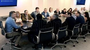 Macri definió junto a la CC y la UCR las listas de la Ciudad y provincia de Buenos Aires