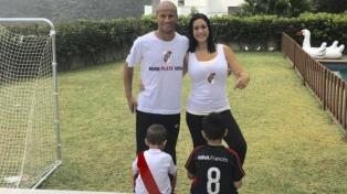 """Carlos Sánchez reconoció que """"limaría asperezas"""" con la dirigencia de River"""