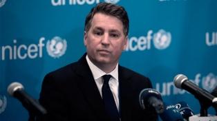"""Renunció el número dos de Unicef por """"conducta inapropiada"""""""