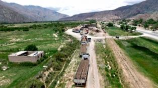 Comenzó el tendido de rieles del tren que unirá las ciudades de Jujuy y La Quiaca