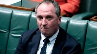 Renuncia el viceprimer ministro por una denuncia de acoso sexual