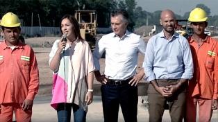 """Vidal: """"Hay que dejar de especular sobre si las obras se terminan o no antes de la próxima elección"""""""