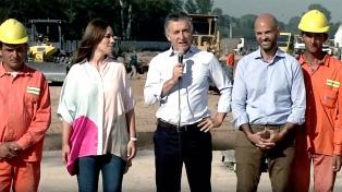 """Macri volvió a destacar el valor de """"dialogar y trabajar juntos"""" para que la Argentina crezca"""