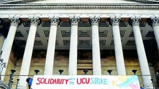 Más de un millón de estudiantes, afectados por un paro en universidades