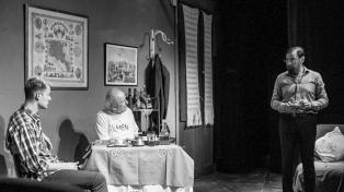 """Sensibilidad y leve humor en """"¿Oíste papá?"""", dirigida por Herminia Jensezian"""