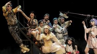 """Marcelo Katz: """"El lenguaje del clown no es pretencioso como el de cierto teatro"""""""