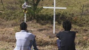 Reclaman justicia por los 13 muertos a un año del choque de micros cerca de Rosario