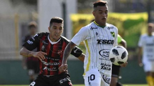 Defensa, sin sobrarle nada, venció a Patronato en Varela