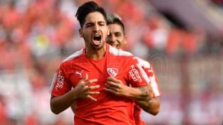 Independiente derrotó a Banfield con un equipo alternativo