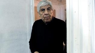 """Moyano dice que el pedido de detención de su hijo Pablo es un """"ataque del Gobierno"""""""