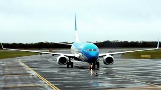 La ocupación de los vuelos está al límite de su capacidad para el fin de semana largo