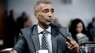"""Romario confirma que será gobernador de Río y fustigó  al Temer por """"corrupción"""""""