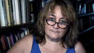 """Ángela Pradelli: """"Me resulta incómodo decir que esta novela es una ficción"""""""